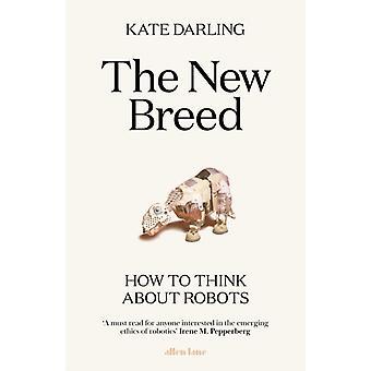 La nueva raza de Kate Darling