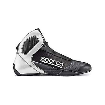 Raceschoenen Sparco Zwart Wit