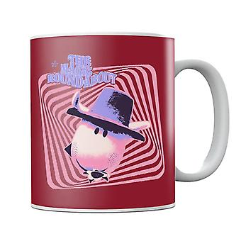 The Magic Roundabout Ermintrude Psychedelic Lines Mug