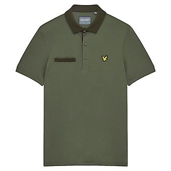 Lyle & Scott Mens 2021 Aviemore Quick Drying Breathable Durable Golf Polo Shirt