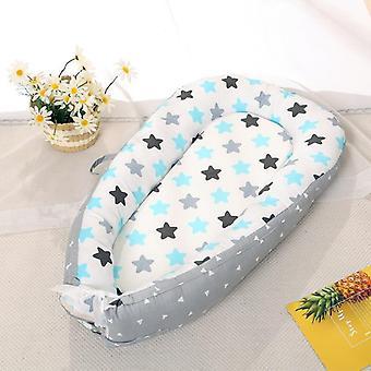 سرير عش الطفل، سرير طفل حديث الولادة، حامي شارك في النوم