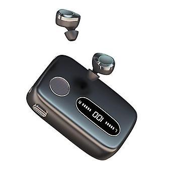 G09 Draadloze oordopjes BT 5.0 Hoofdtelefoon TWS Stereo Oortelefoons met Microfoon