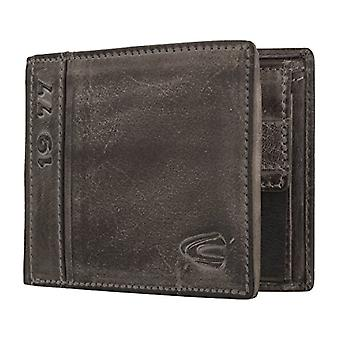 Camel active Melbourne - Coin purse, 12 cm, Black (Black) - 247 702 60