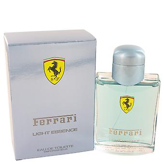 Ferrari Light Essence Eau de Toilette 125ml EDT Spray