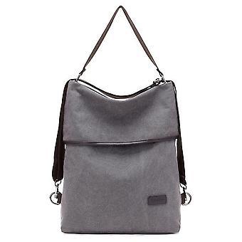 Handbags Leisure Crossbody Bags for Women New Handbags Women Multifunction Lady Shoulder Bags(Gray)