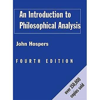 Een inleiding tot filosofische analyse