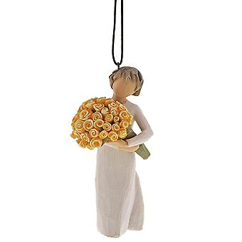 Good Cheer (Willow Tree) Hanging Ornament