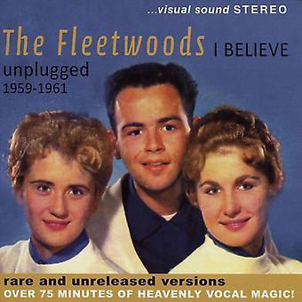 פליטוודס - אני מאמין שהתקליטור מנותק 1959-1961