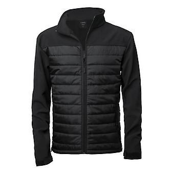 Unisex Sports Jacket 146466 Impermeable Black