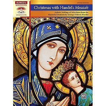 Jul med Handels Messias av kompositören George Frideric Händel & Av kompositören Jan Sanborn