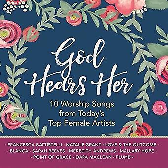 God Hears Her - God Hears Her [CD] USA import