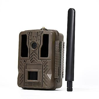 4G hd hunting camera automatic trigger time night vision waterproof three mode camera for off-road