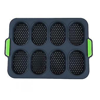 Nonstick French Bread Mold Perforated Pan