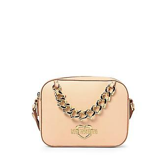 Love Moschino - Bags - Shoulder Bags - JC4195PP1DLK0-107 - Mulheres - bisque