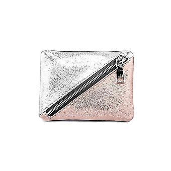 Vodotesná kožená peňaženka