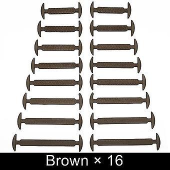 Szilikon cipőfűzők rugalmas kreatív lusta fűző nincs nyakkendő gumi csipke