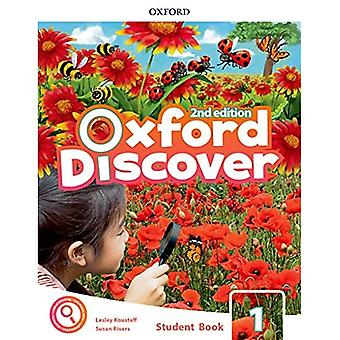 Oxford Discover: Level 1: Student Book Pack (Oxford Discover)