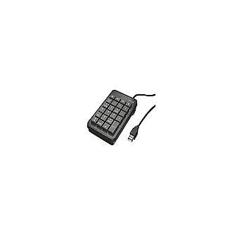 Keyboard trays platforms usb 1.5M black 22221