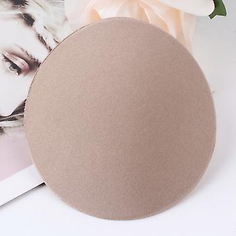 Uudelleenkäytettävä näkymätön iho liima kangas kansi silikoni nänni kansi rintaliivit tyyny