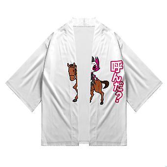 Tokyo Paralympics & Tokyo OL 3d Utskrift Og Farging Mote Cardigan Kimono (barnestørrelse)