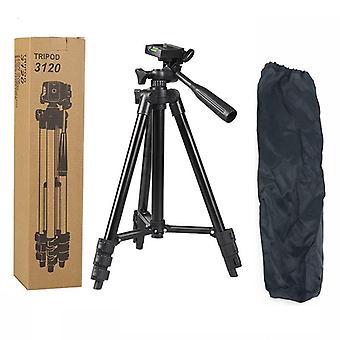 Trepied Pentru Canon Nikon Sony Dslr Single Micro Camera Trepied Stand Titular Smartphone Tablet Camera Trepied cu carton Storagebag ~ Trepied Aparat de fotografiat