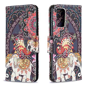 Samsung Galaxy Note 20 Fall Muster Totem Elefant