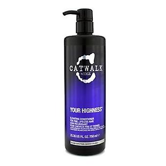 Tigi Catwalk Your Highness Elevating Conditioner (for Fine Lifeless Hair) - 750ml/25.36oz