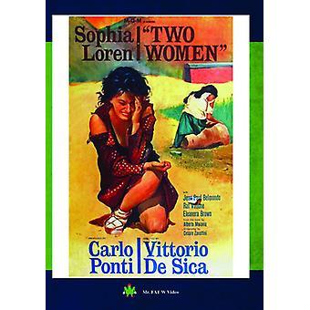 Two Women [DVD] USA import