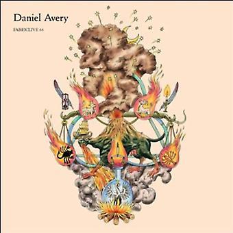 Daniel Avery - Fabriclive 66: Daniel Avery [CD] USA import