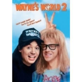 Wayne's World 2 [DVD] USA tuonti