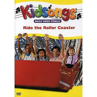 Kidsongs - Ride the Rollercoaster [DVD] USA import