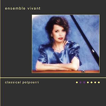 Ensemble Vivant - Classical Potpourri [CD] USA import