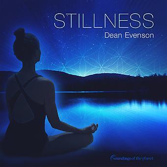 Dean Evenson - Stillness [CD] USA import