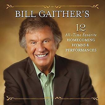 Bill Gaither's 12 Fa - Bill Gaithers 12 Fa [CD] USA import