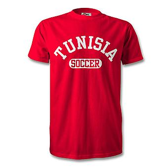 Tunisia Soccer Kids T-Shirt