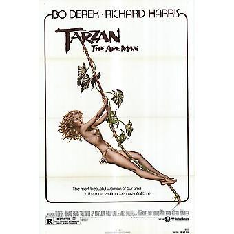 Tarzan the Ape Man Movie Poster (11 x 17)
