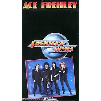 Ace Frehley Frehleys Comet Poster