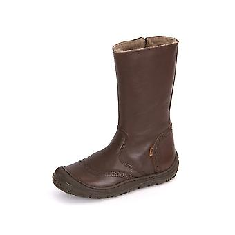 Bisgaard Brown 60509216302 universal winter kids shoes
