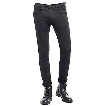Replay Jeans Anbass Hyperflex Slim Fit M9140008166180 universal alle år menn bukser
