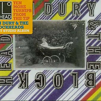 Ian Dury & the Blockheads - Ten More Turnips From the Tip [CD] USA import