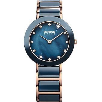 Bering 11429-767 montres en céramique women watch
