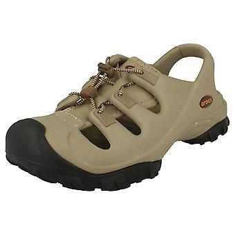 Unisex Crocs Speed Lace Up Beach Shoes Trailbreak Unisex