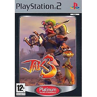 Jak 3 Platinum (PS2) - Uusi tehdas suljettu