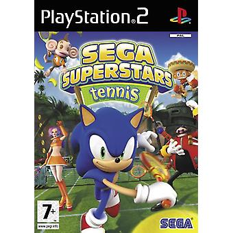 SEGA Superstars Tennis (PS2) - New Factory Sealed