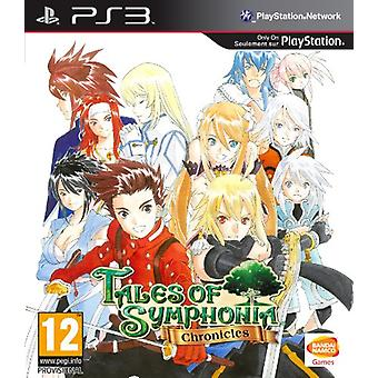 Tales of Symphonia Chronicles (PS3) - New