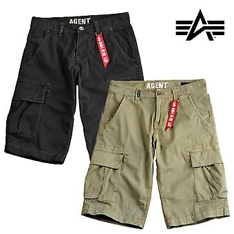 Alpha Industries Shorts Agent