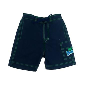 Banz Kids UV Board Shorts - Navy