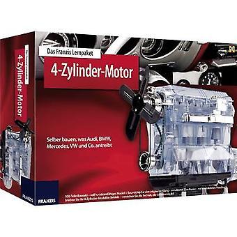 Franzis Verlag Lernpaket 4-Zylinder-Motor 65275 Kurs malzemesi 14 yaş ve üzeri