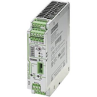 Phoenix Contact QUINT-UPS/ 24DC/ 24DC/ 5 Rail-mount UPS (DIN)