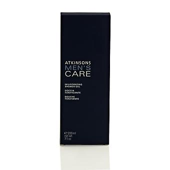 Gel de banho cuidados Atkinsons masculino - 200ml